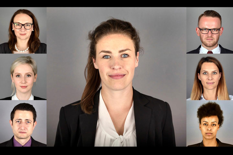 Mitarbeiterfotos Businessportraits